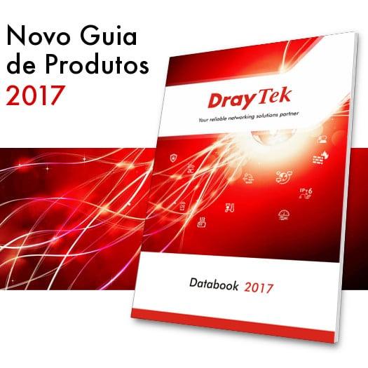Novo guia de produtos 2017