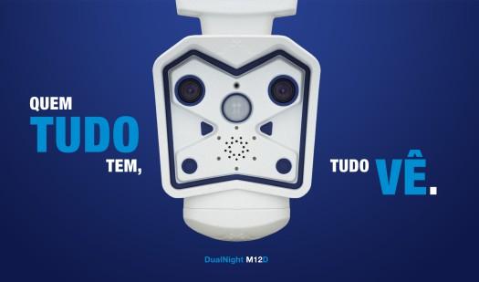Imagem: Publicidade � MOBOTIX