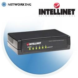 Imagem do produto: Intellinet I-SWHUB 5 P