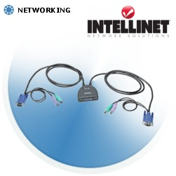 Imagem do produto: Intellinet I-MH-KVM2P