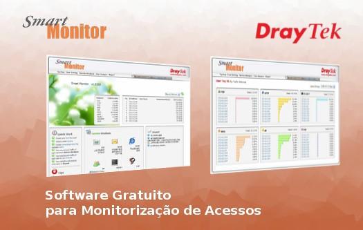Imagem: Draytek - s�rie Vigor 2950 - Smart Monitor
