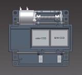 Imagem: Duplo CCD