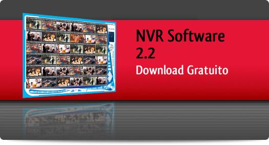 Imagem: NVR Software 2.2