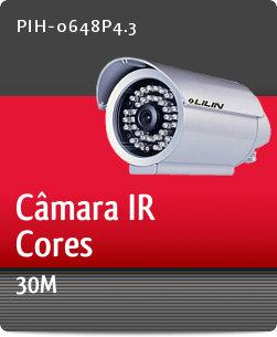 Imagem: C�mara IR a cores 30M