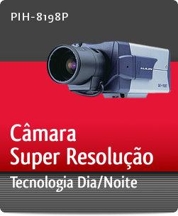 Imagem: C�mara de SUPER Resolu��o com Tecnologia Dia/Noite