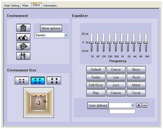 Imagem: USB PnP - efeitos de som