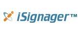 iSignager - Log�tipo