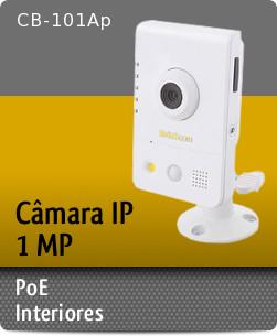 CB-101Ap - C�mara IP 1 Megapixel PoE / Interiores