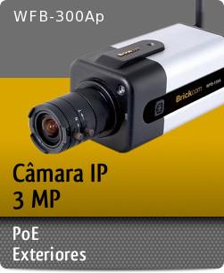 WFB-300Ap - C�mara IP 5 Megapixel PoE / Exteriores