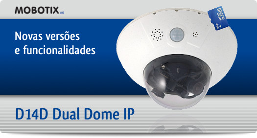 D14D - Dual Dome IP