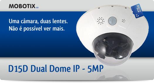 D15D - Dual Dome IP