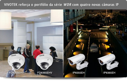 VIVOTEK FD8355EHV / FD8365EHV / IP8355EH / IP8365EH