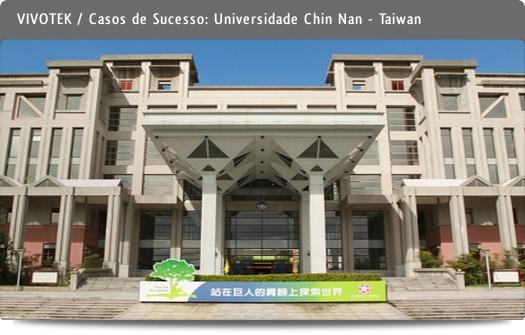 VIVOTEK - Casos de sucesso / Universidade Chi Nan - Taiwan