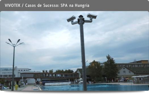 VIVOTEK - Casos de sucesso / Hungarospa, Spa hungaro