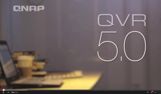 QNAP QVR 5.0 - Vídeo