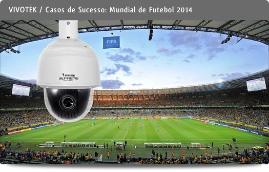 Casos de sucesso - Mundial de Futebol 2014