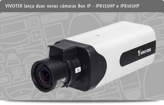 VIVOTEK IP8155HP e IP8165HP