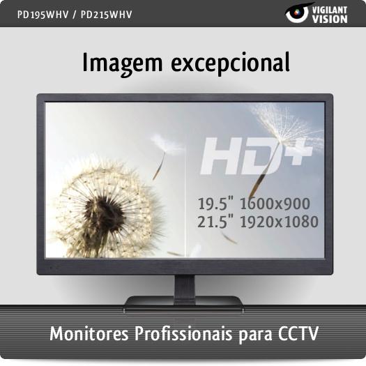 Vigilant Vision PD195WHV / PD215WHV