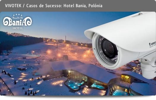 Casos de sucesso - Hotel Bania