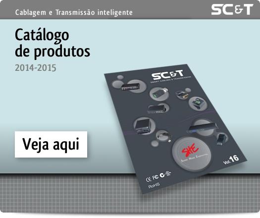 SC&T Novo cat�logo de produtos 2015 - PDF (26 Mb)