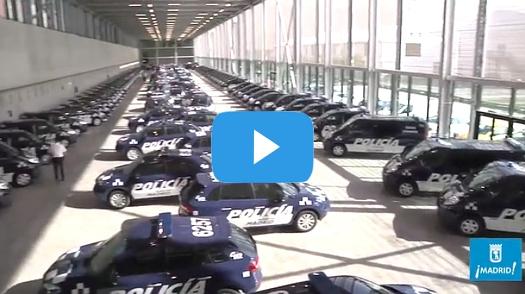 Casos de sucesso - Polícia Municipal de Madrid