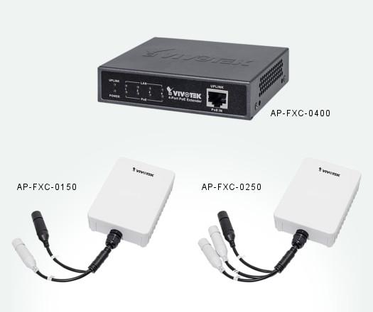 VIVOTEK - AP-FXC-0400, AP-FXC-0150 e AP-FXC-0250
