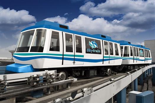 VIVOTEK - Casos de sucesso - Skytrain