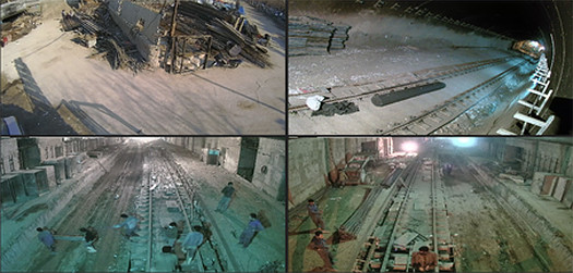 VIVOTEK - Casos de sucesso - Metro de Teerão