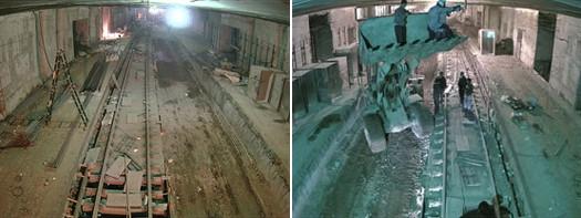 Casos de sucesso - Metro de Teerão