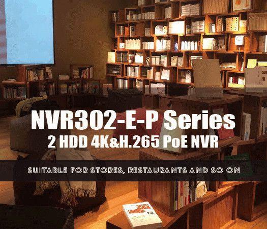 Uniview NVR 302-E-P