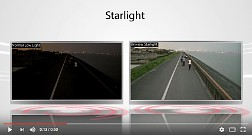 Vídeo: Starlight em exteriores