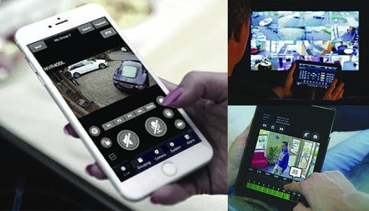 App LILINViewer e guia de segurança online para CCTV e domótica