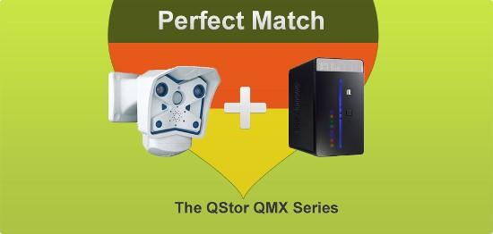 Qstor QMX - Exus Technology