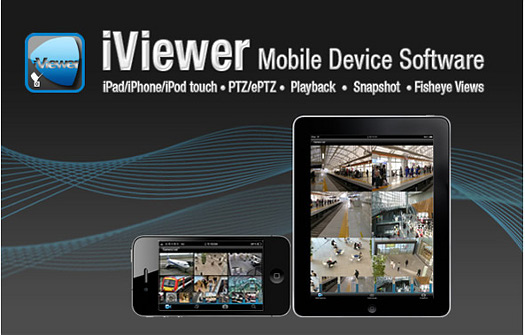 iViewer - Mobile Device Software