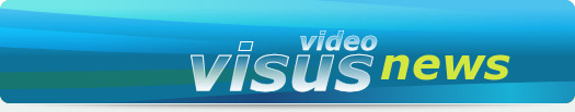 Visus V�deo News - Log�tipo