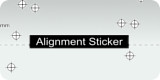 Vivotek Alignment Sticker